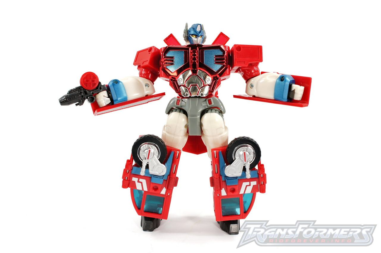 Cybertron Optimus Prime 04