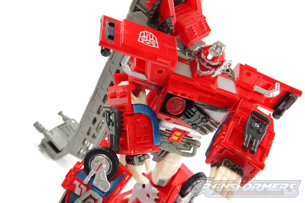 Cybertron Optimus Prime 17