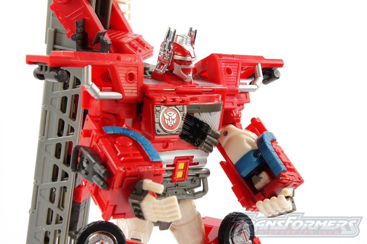 Cybertron Optimus Prime 19