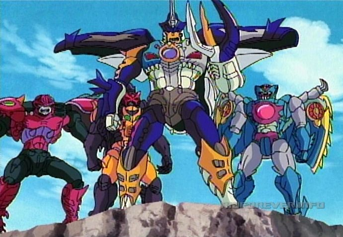 Decepticon Predacon Team Shots 001