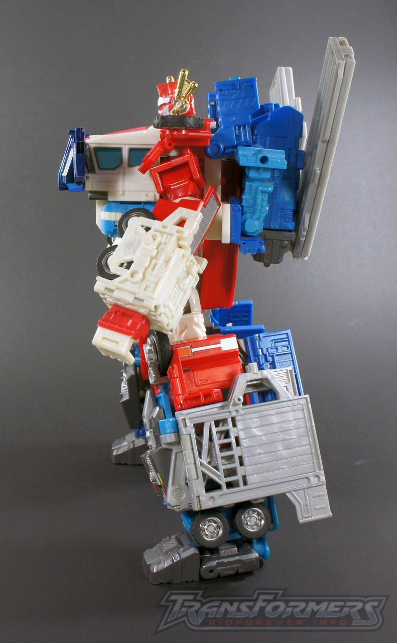 God Fire Convoy 008