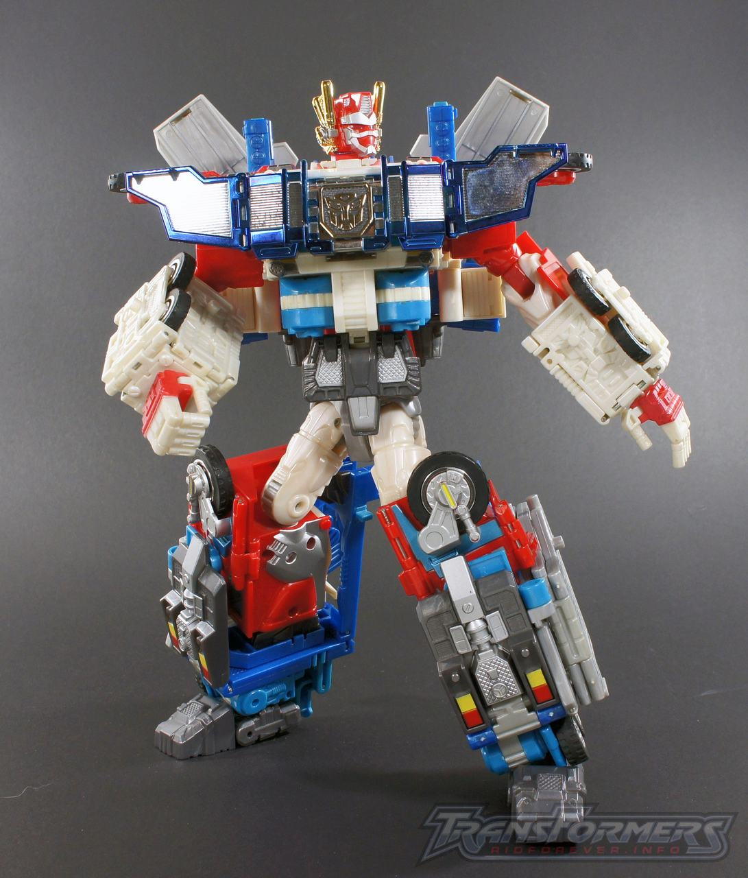 God Fire Convoy 032