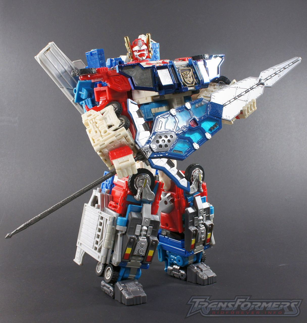 God Fire Convoy 035