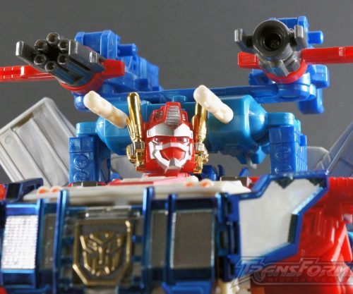 God Fire Convoy