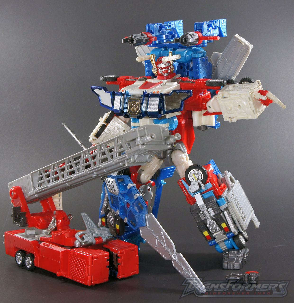 God Fire Convoy 047