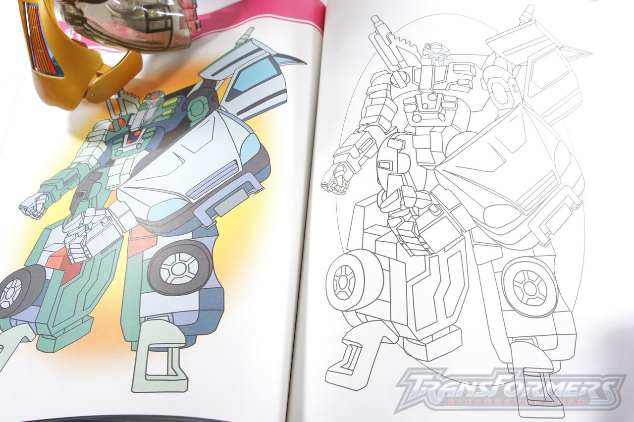 Korean Carbot Coloring Book 011