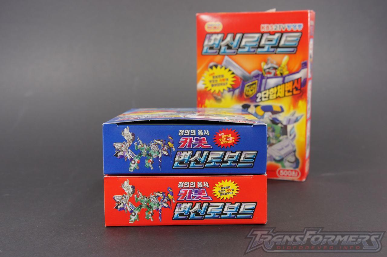 Korean Model Kit Car Brothers 06