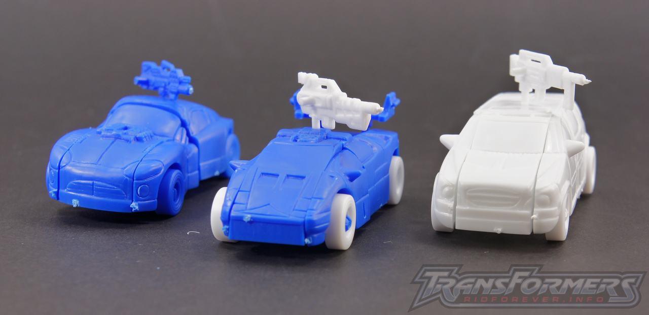 Korean Model Kit Car Brothers 07