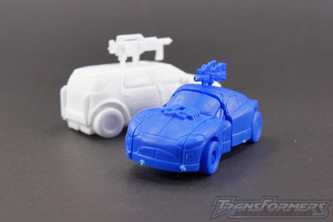 Korean Model Kit Speedbreaker 14