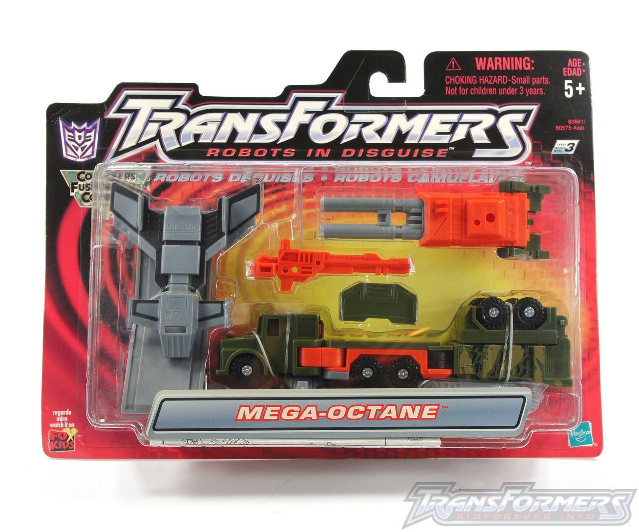 Mega Octane