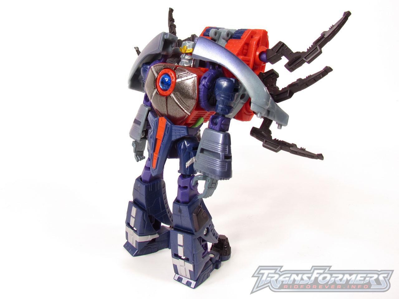 Megabolt Megatron 003
