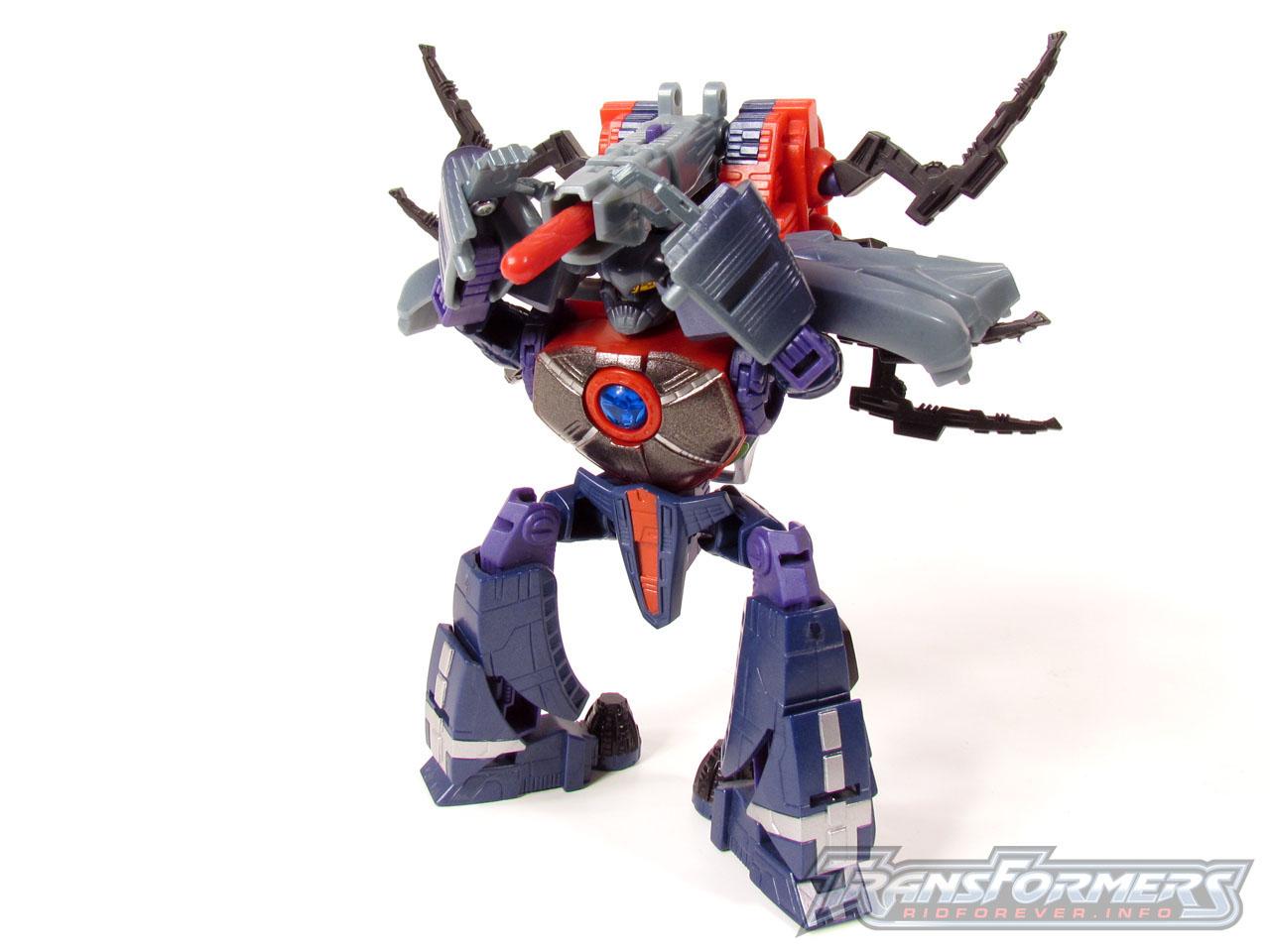 Megabolt Megatron 009