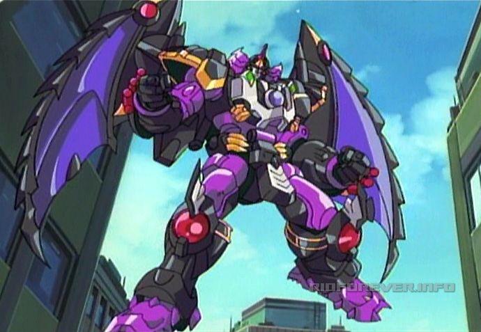 Megatron 002