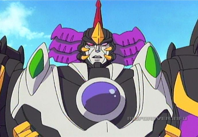 Megatron 003