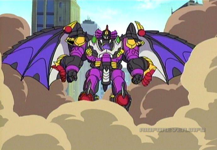 Megatron 011