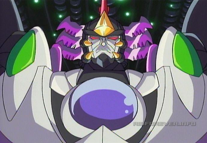 Megatron 020