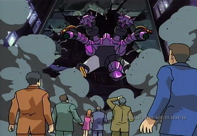 Megatron 030