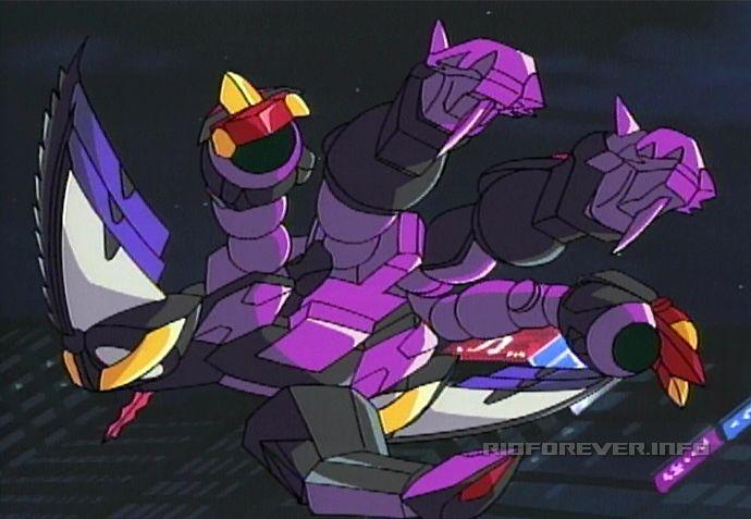 Megatron 031