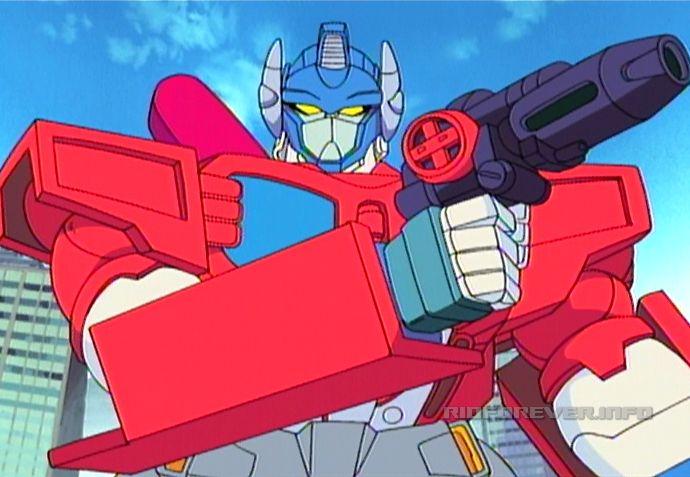 Optimus Prime 008