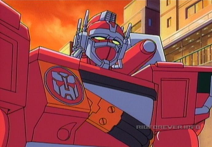 Optimus Prime 120