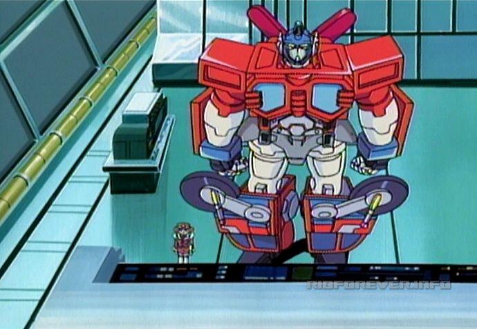 Optimus Prime 125