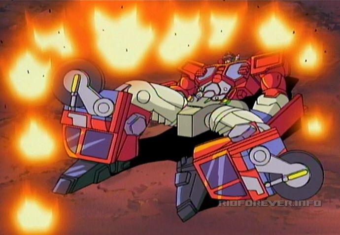 Optimus Prime 162