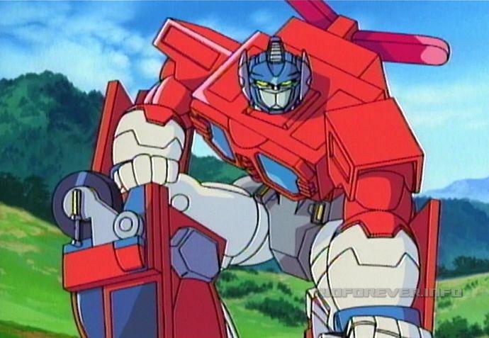 Optimus Prime 200