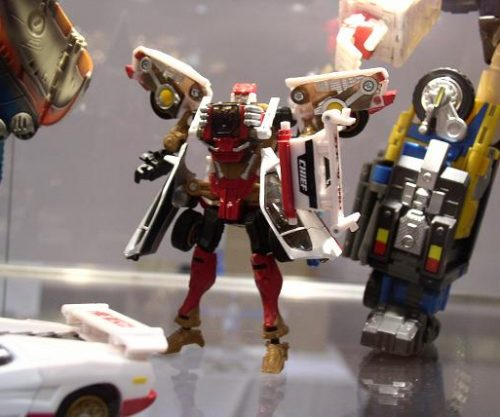2003 Toy Fair and Convention RID Images