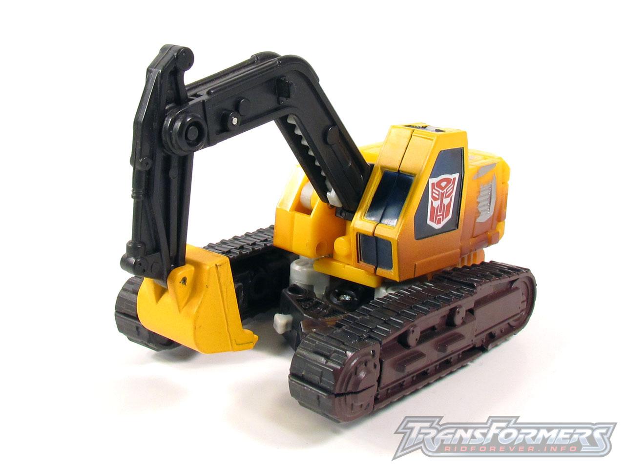 RID Grimlock Yellow 001