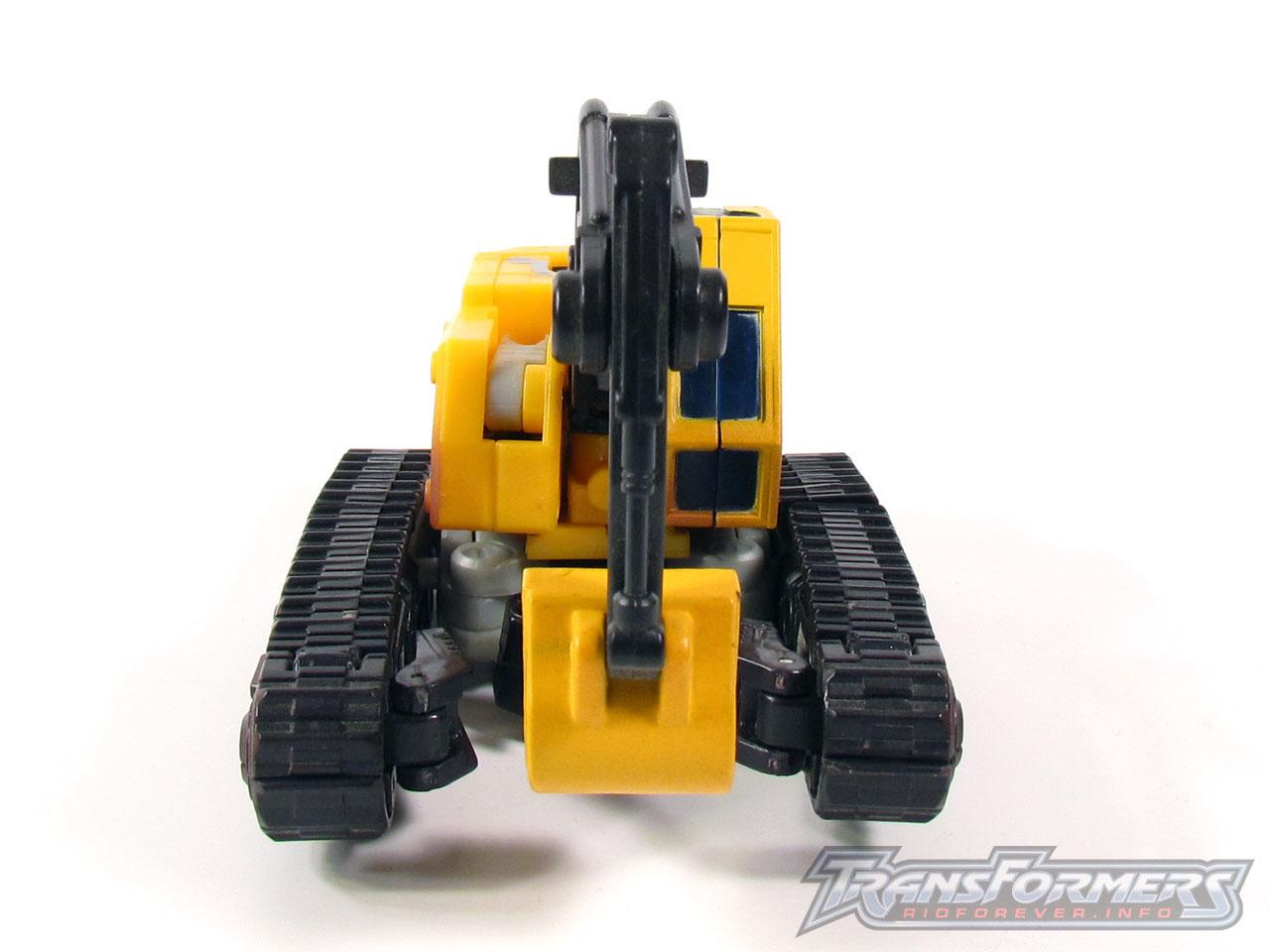 RID Grimlock Yellow 003