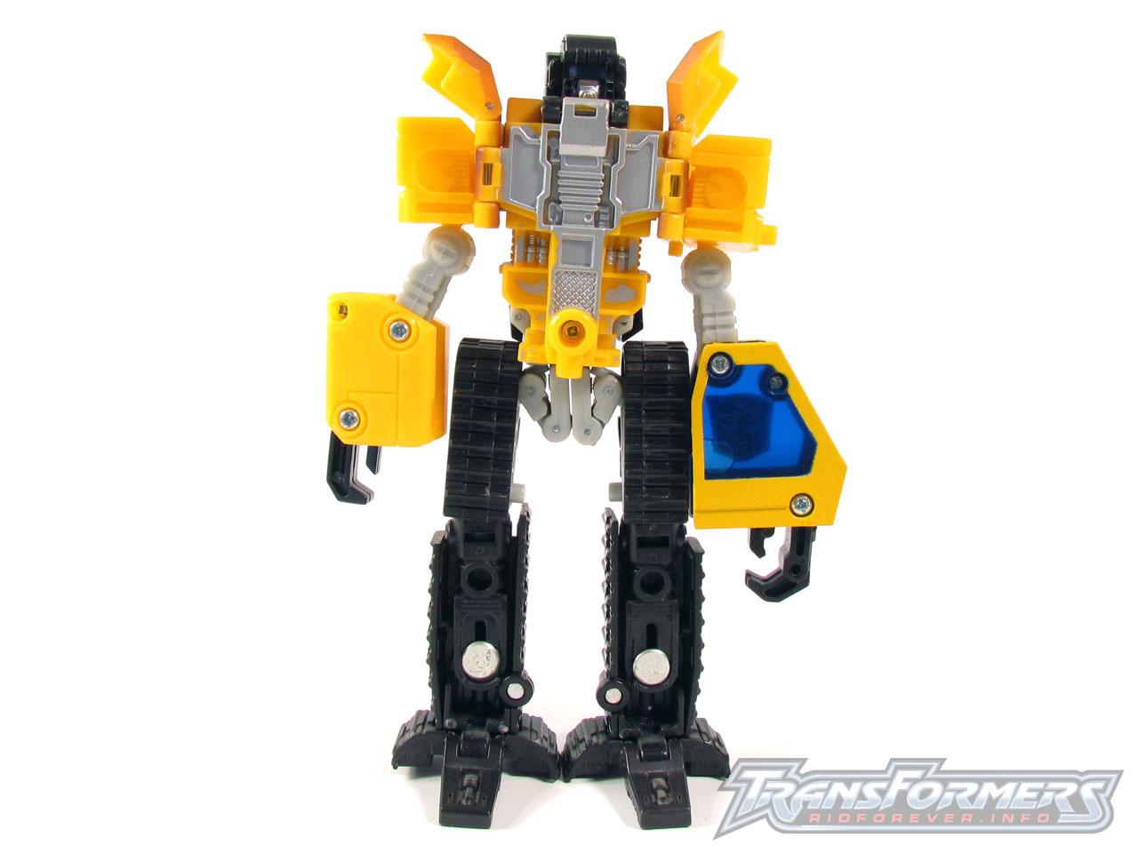 RID Grimlock Yellow 005