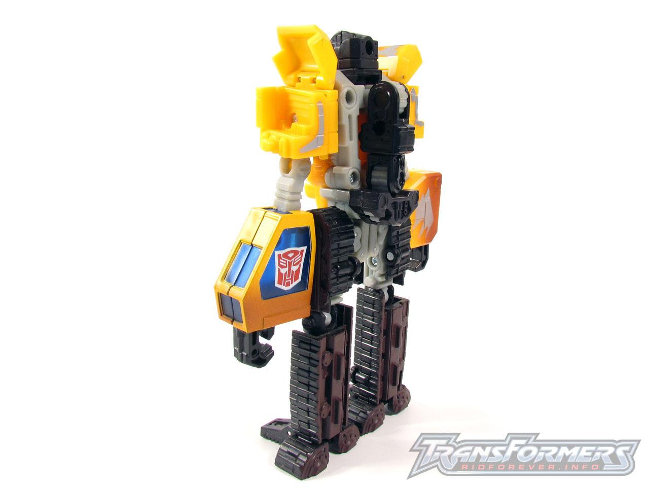 RID Grimlock Yellow 008