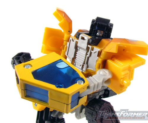 Grimlock (Yellow)