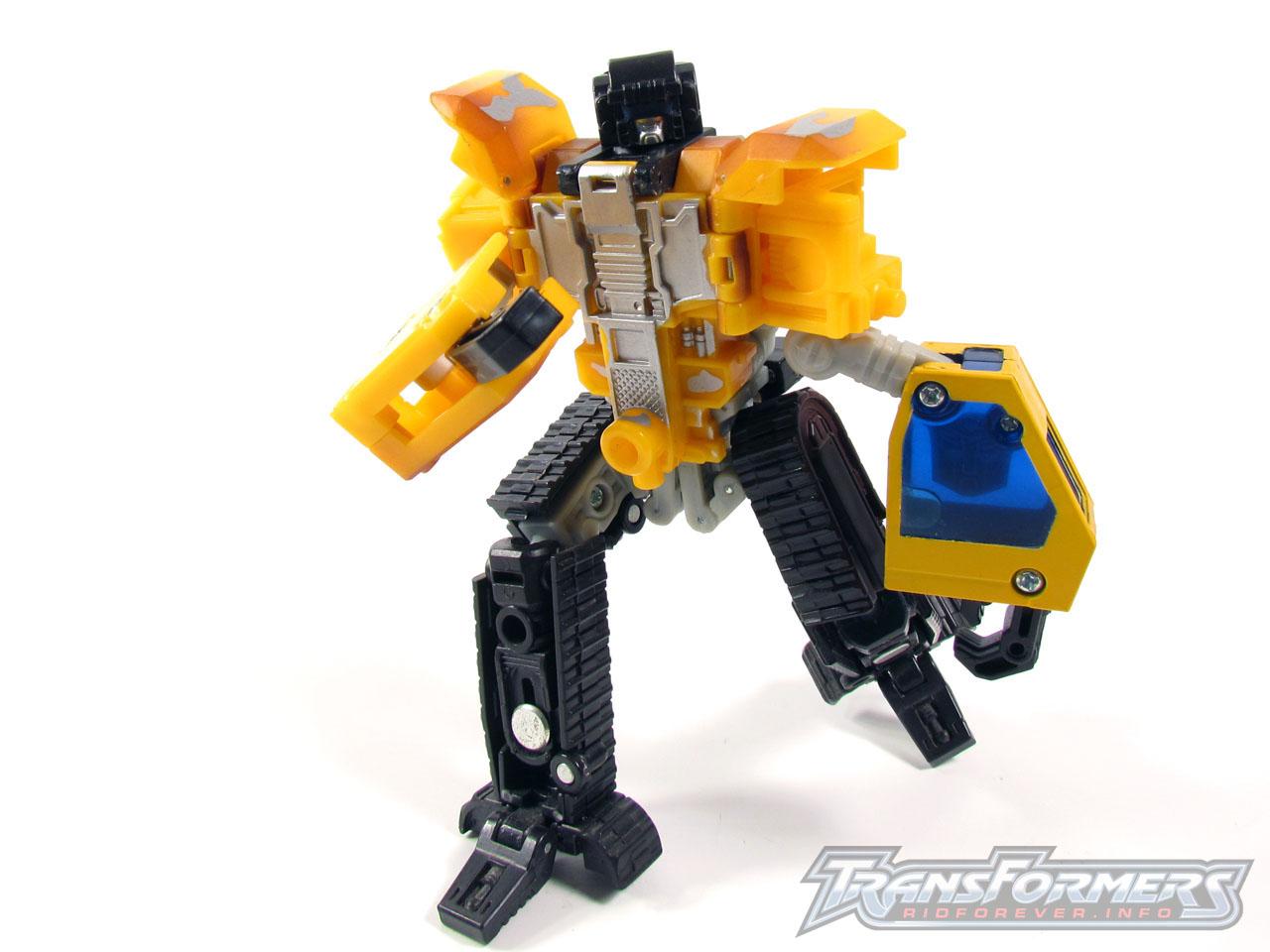RID Grimlock Yellow 013