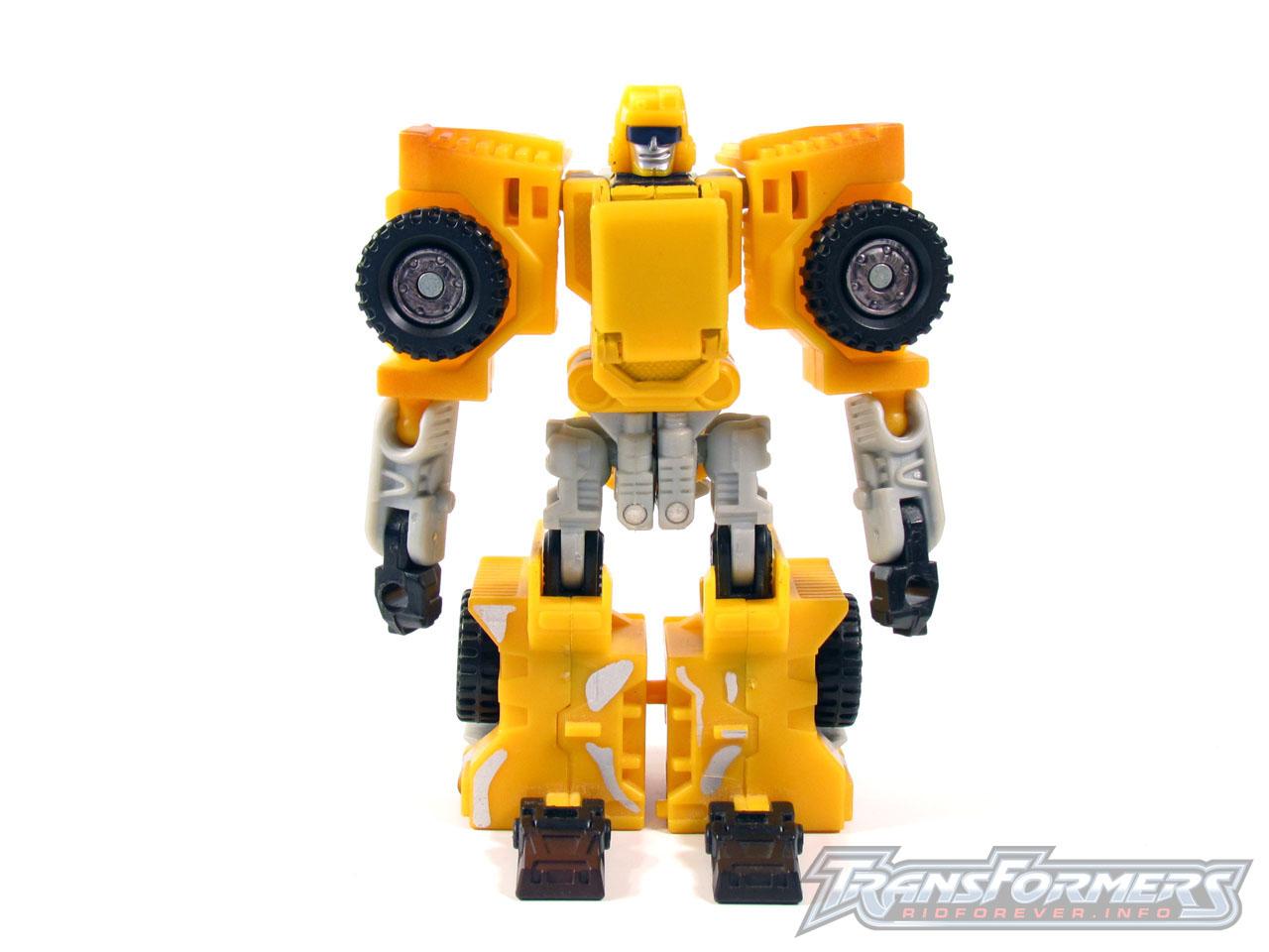 RID Heavy Load Yellow 005