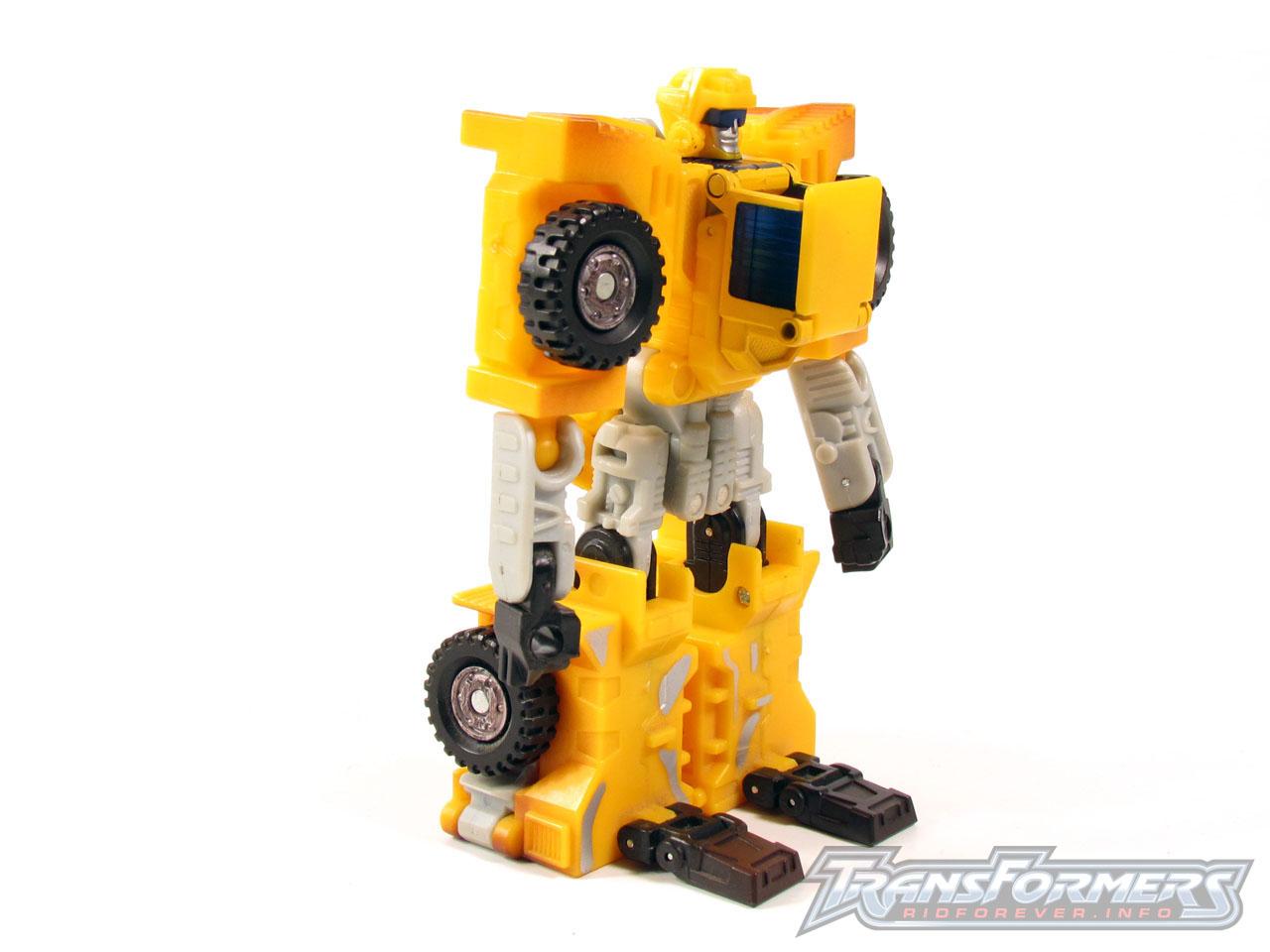 RID Heavy Load Yellow 007