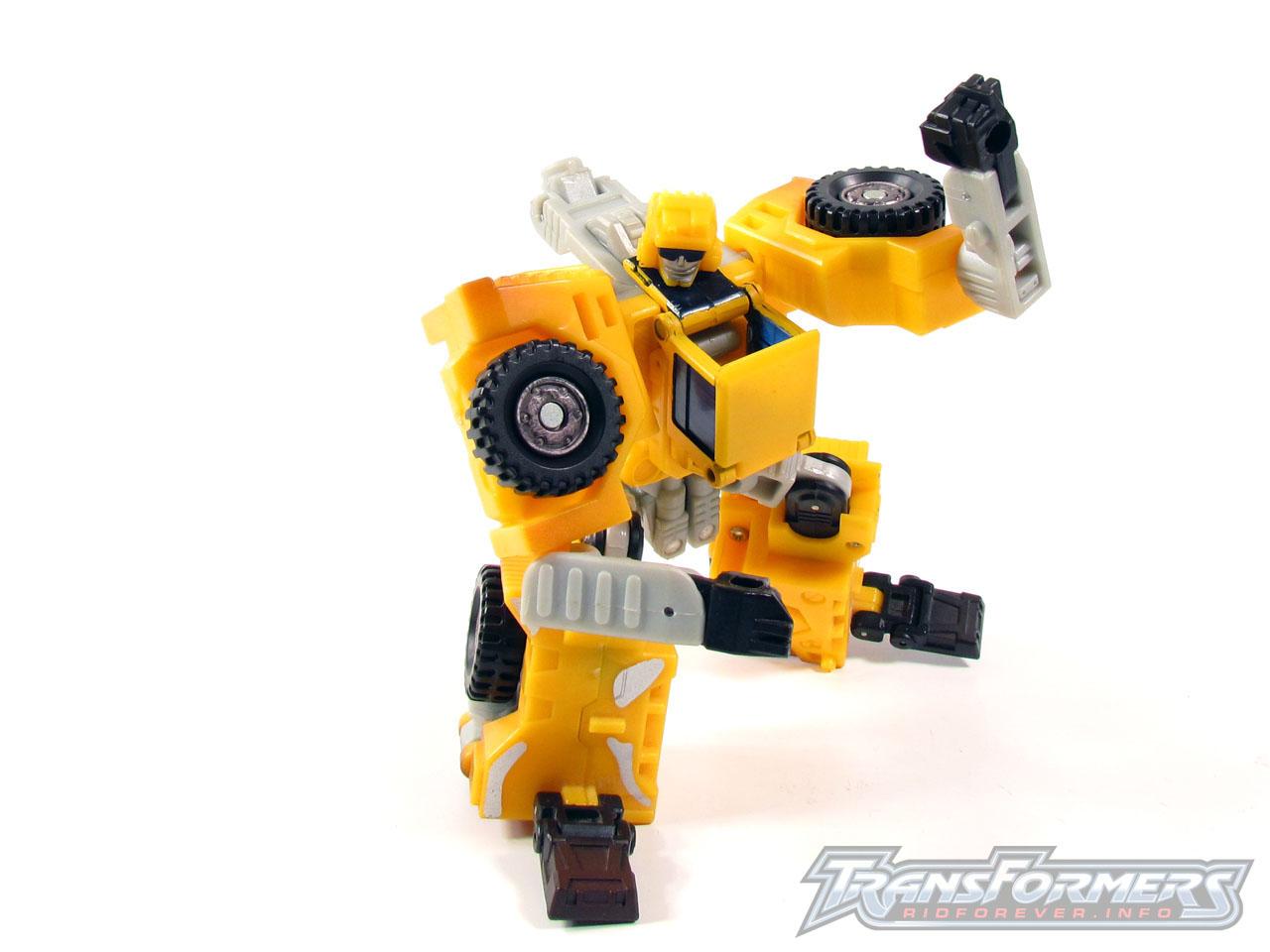 RID Heavy Load Yellow 011
