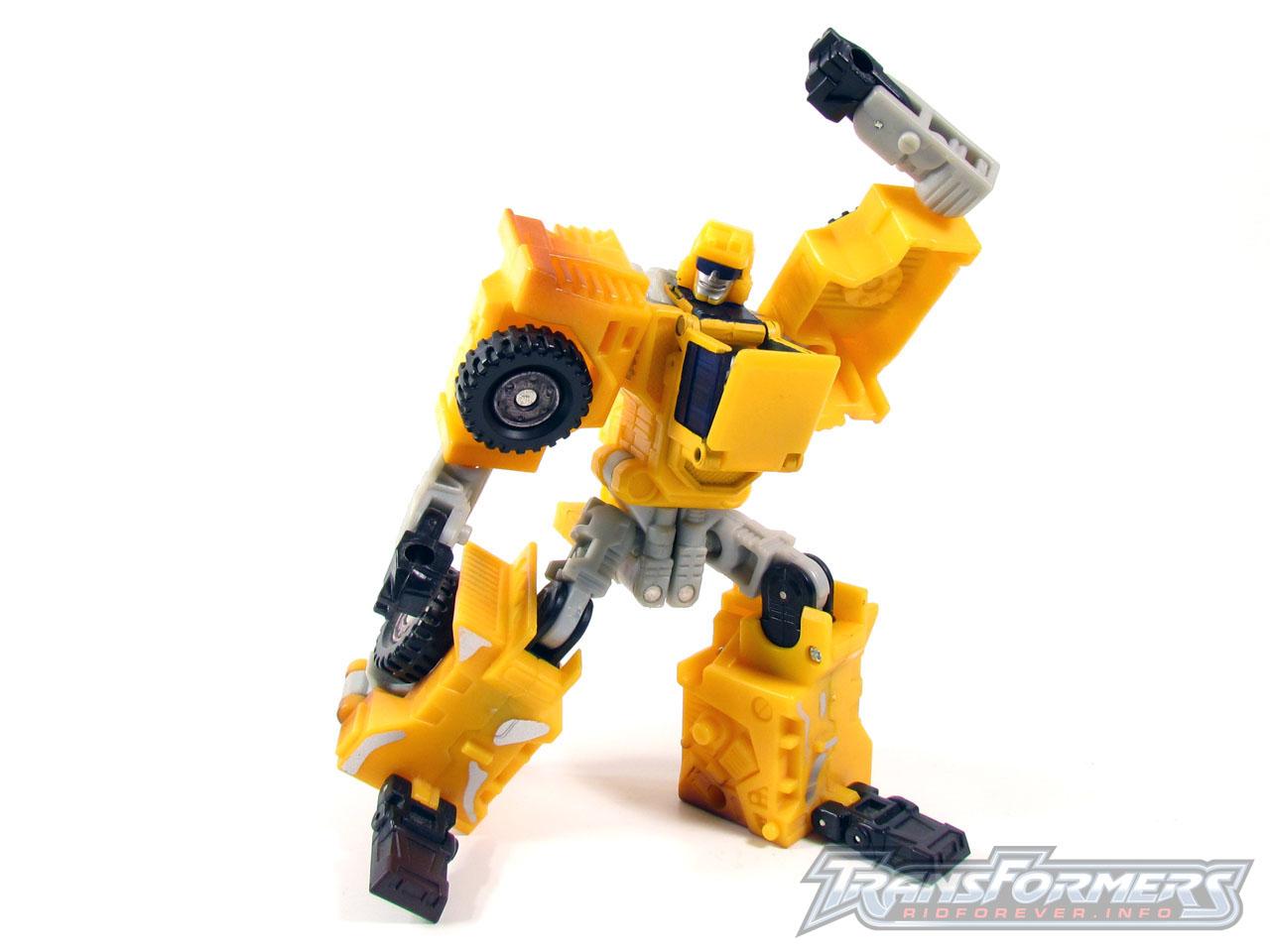 RID Heavy Load Yellow 012