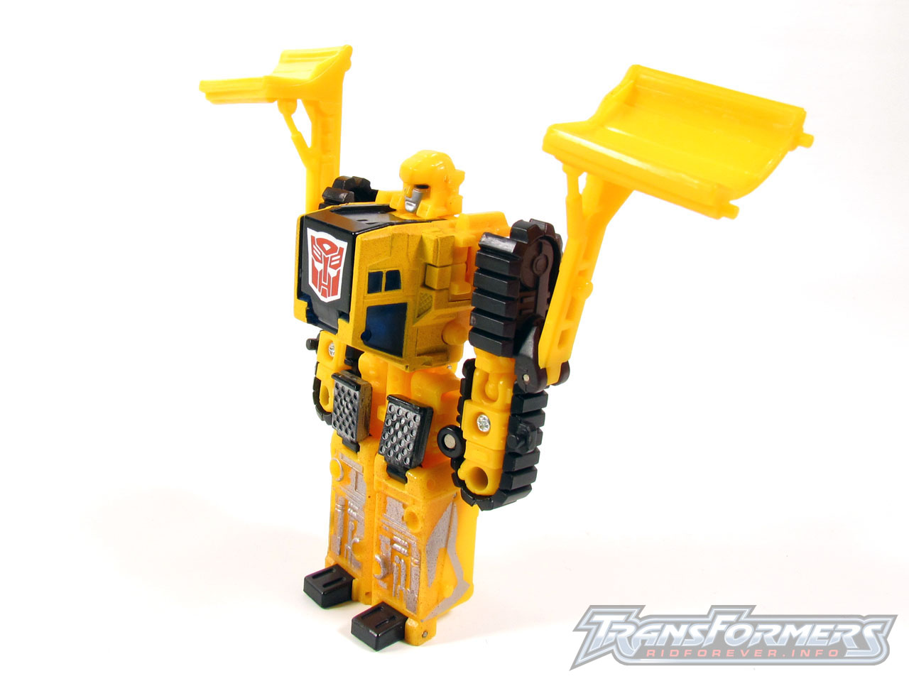 RID Wedge Yellow 007