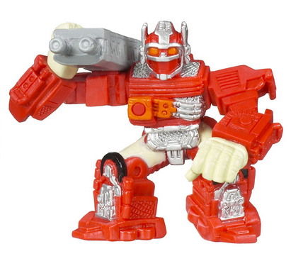 Optimus Prime (Robot Heroes)