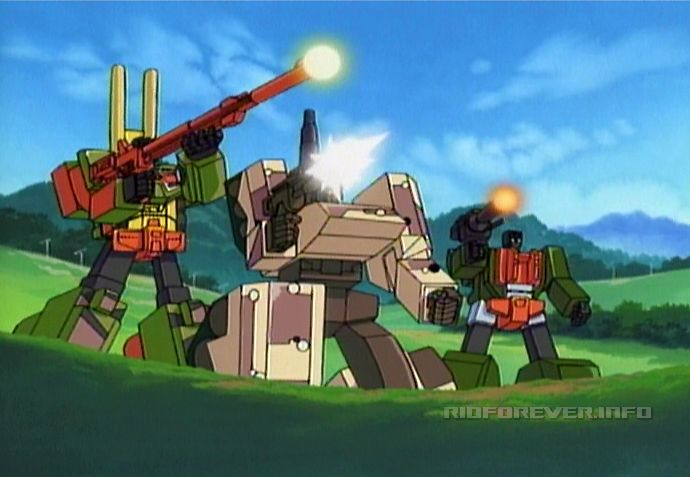 Ruination and Combaticons 139