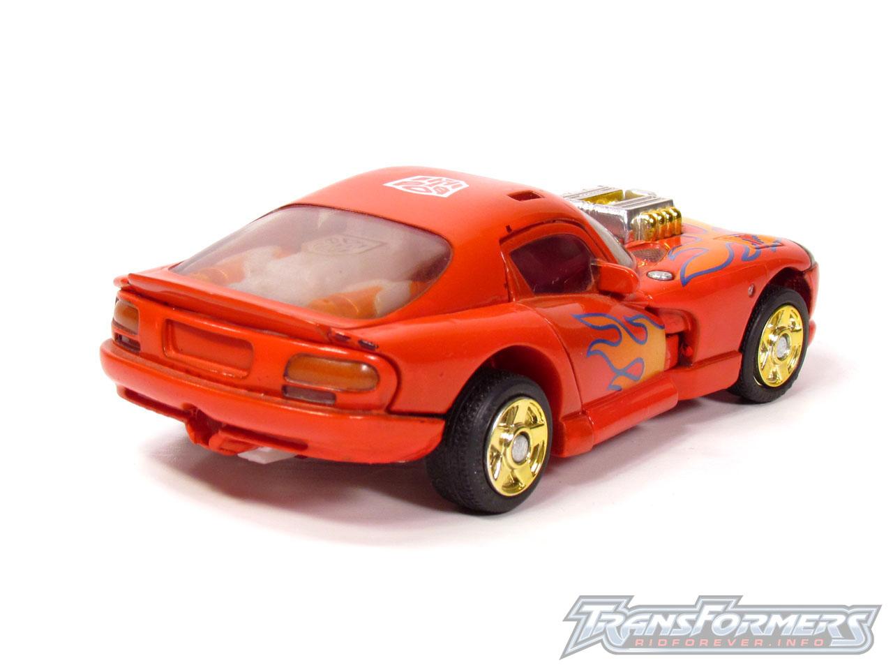 Sideburn Super 003