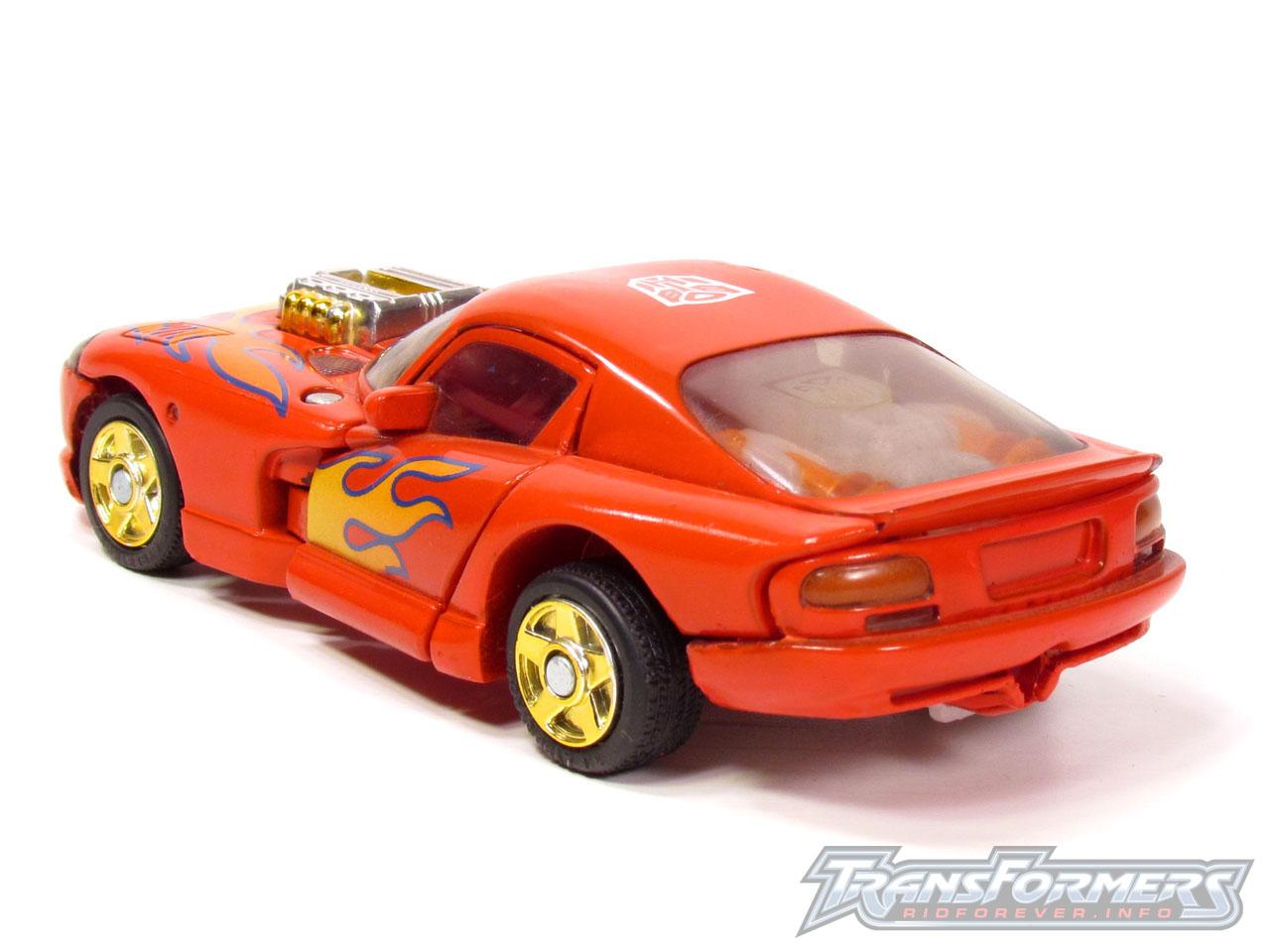 Sideburn Super 004