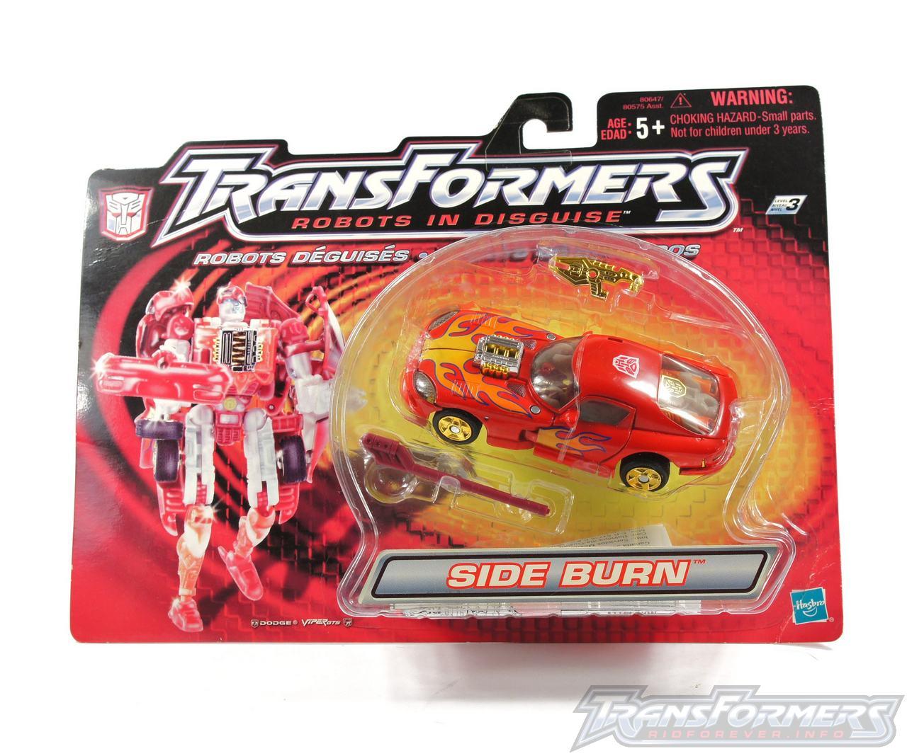 Sideburn Super