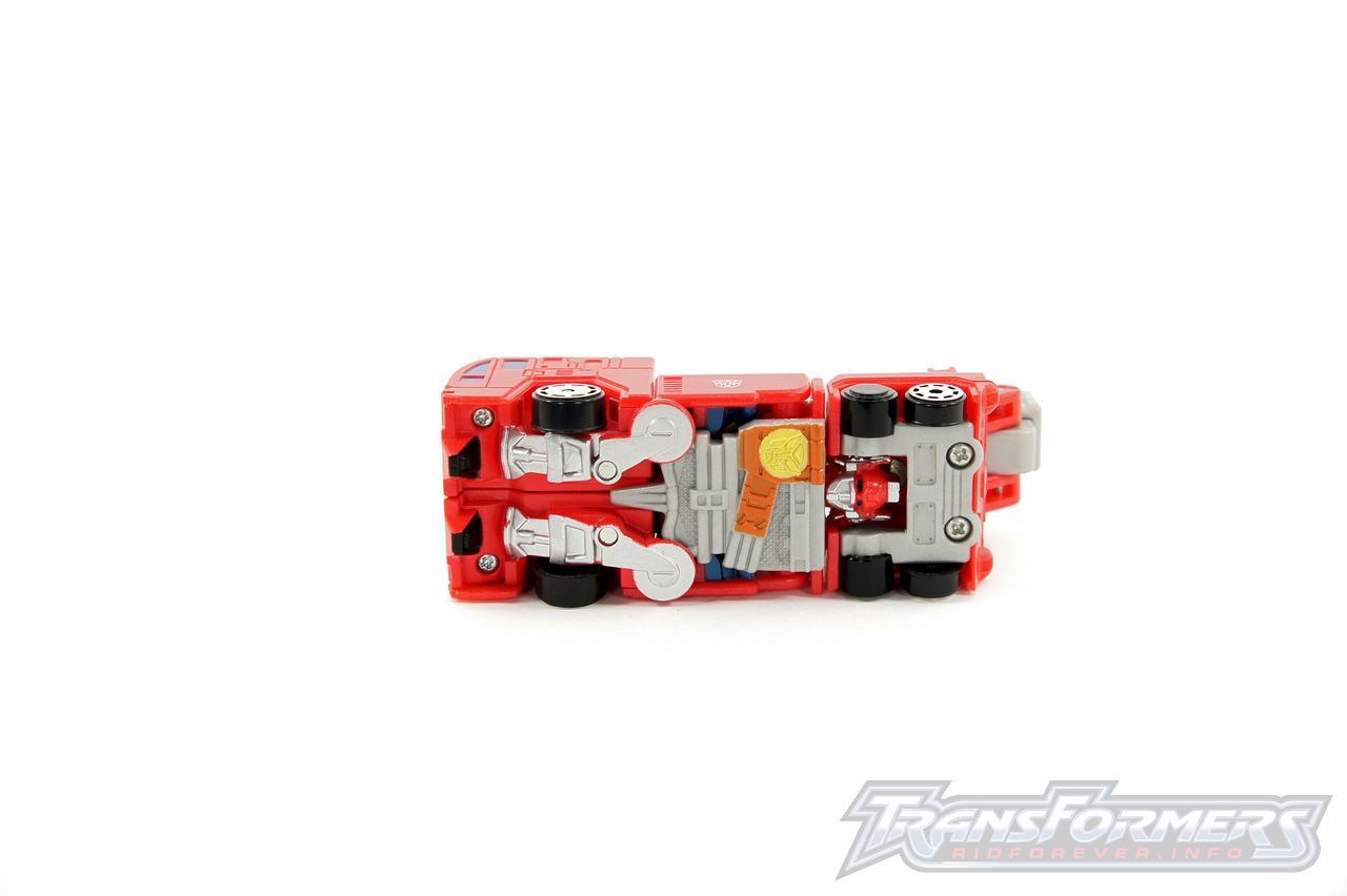 Spychanger Optimus Prime 007