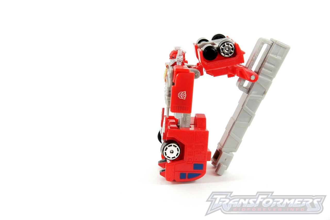 Spychanger Optimus Prime 009