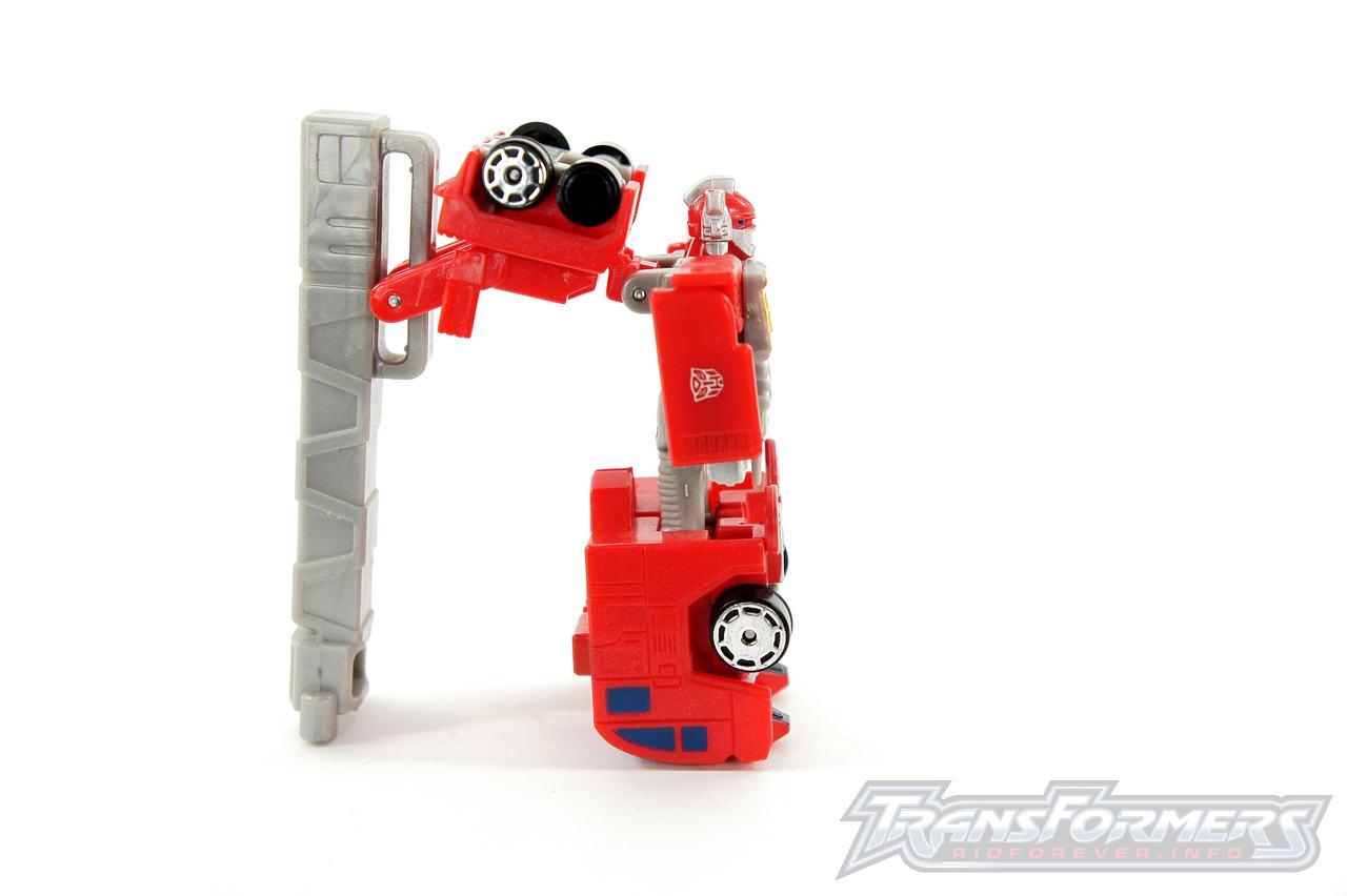 Spychanger Optimus Prime 011