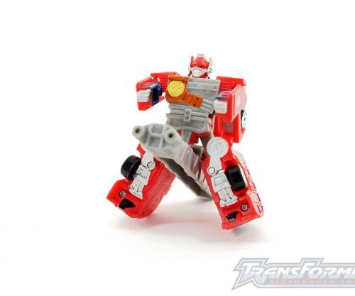 Optimus Prime (Spychanger)