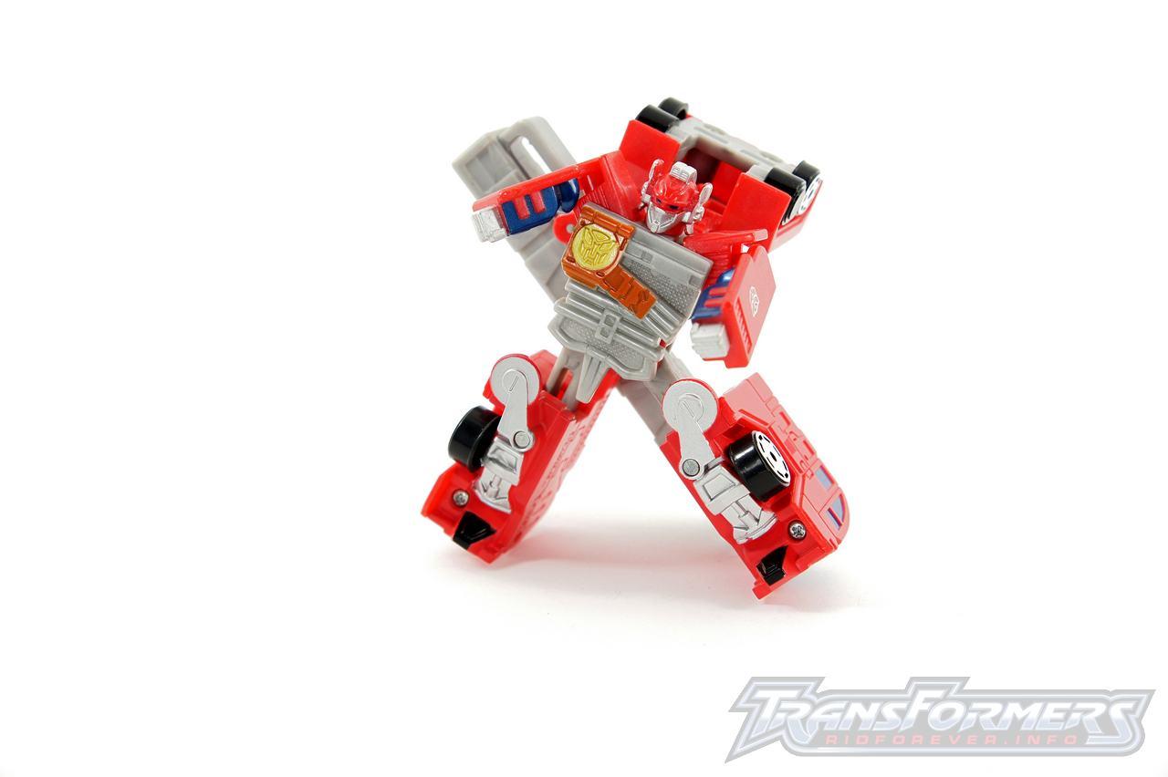 Spychanger Optimus Prime 014