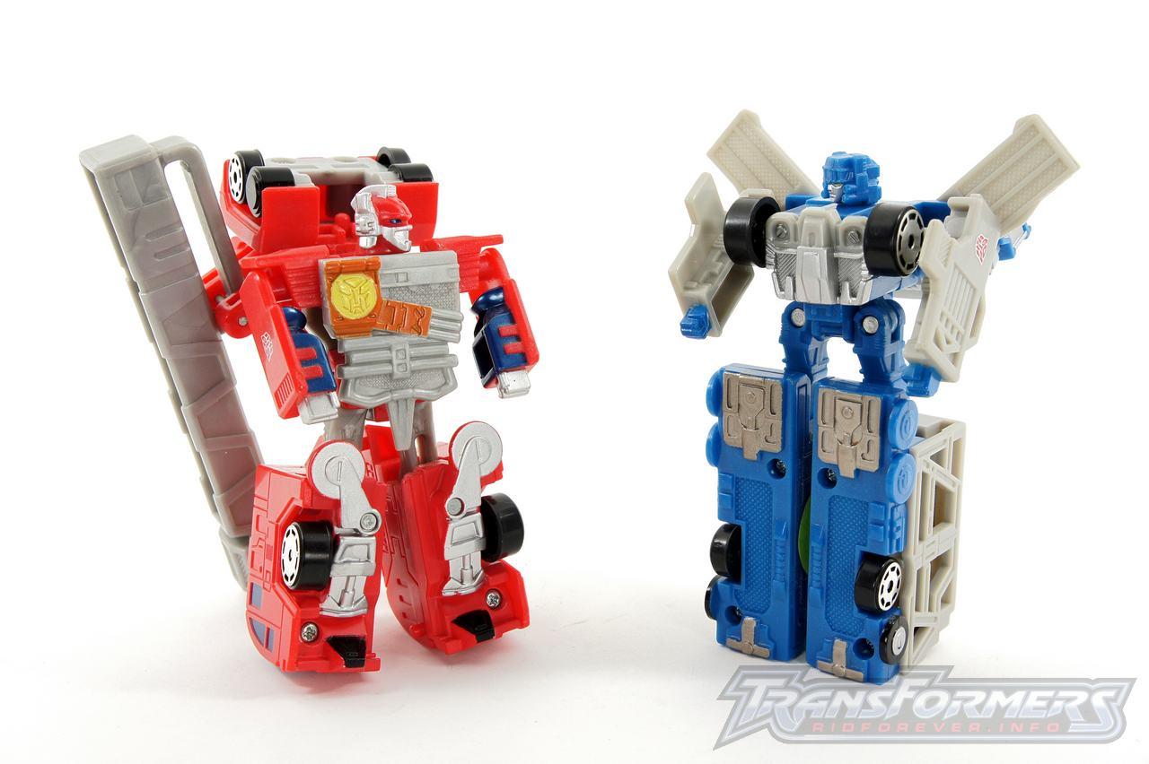 Spychanger Optimus Prime 018